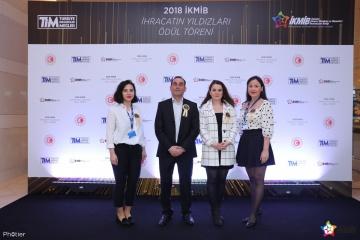 2018 Annual IKMIB Exports Awards Ceremony