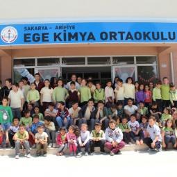 Ege Kimya Ortaokulu 4