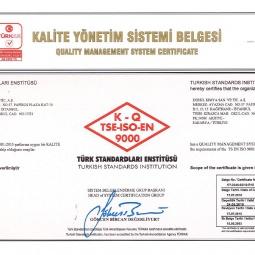 ISO En 9001