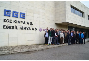 Ege Kimya Welcomed Sakarya BSB Basketball Team