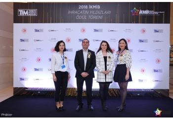 2018 İKMİB İhracatın Yıldızları Ödül Töreni